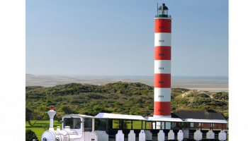 petit train et phare de berck
