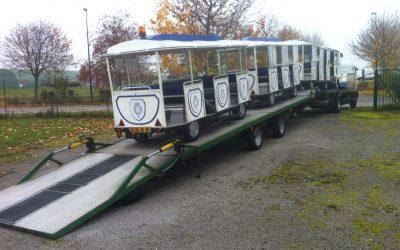 Petit Train+ camion d'occasion.